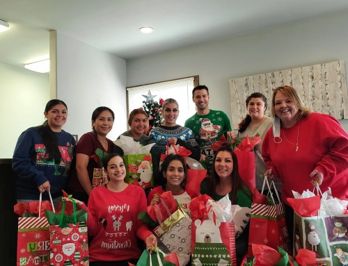 Christmas Presents from Grove City Dental
